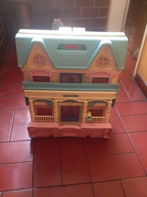 Casa De Muñeca Fisher Price