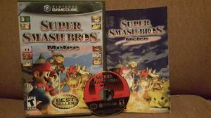 Click! Original! Colección Super Smash Bros Melee Gamecube