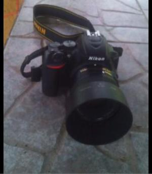 Cámara Profesional Nikon