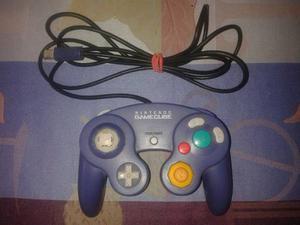 Control Para Nintendo Gamecube Clasico Totalmente Funcional