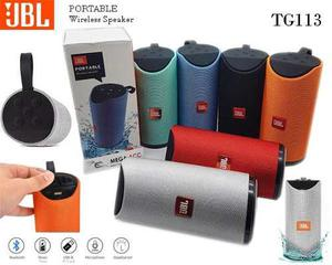 Corneta Portatil Jbl Tg113 Bluetooth Micro Sd