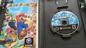 Mario Party 7 Original Gamecube