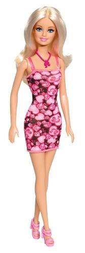Muñeca Barbie Chic Con Collar Marca Mattel En Varios