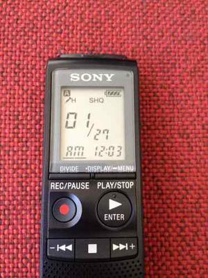 Sony Icd-px720 Grabadora Digital De Audio Tipo Periodista