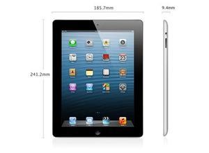 Apple Ipad 4 16gb (regalo Estuche Protector Con Teclado)