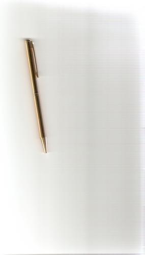 Boligrafo Sheaffer Con Oro Laminado