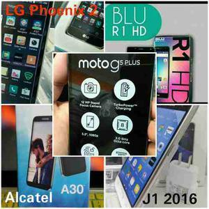 Celulares Android, Nuevos De Caja