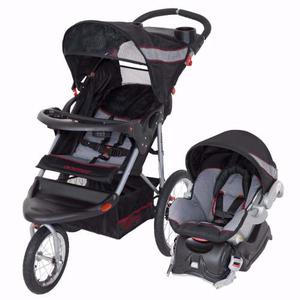 Coche 3 En 1 Baby Trend Expedition 3 Ruedas