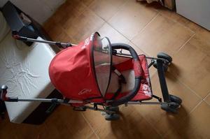 Coche Bebe Happy Baby, En Muy Buen Estado