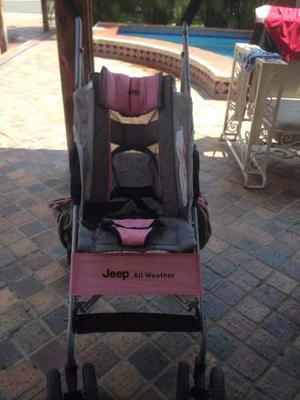 Coche Marca Jeep Tipo Paragua