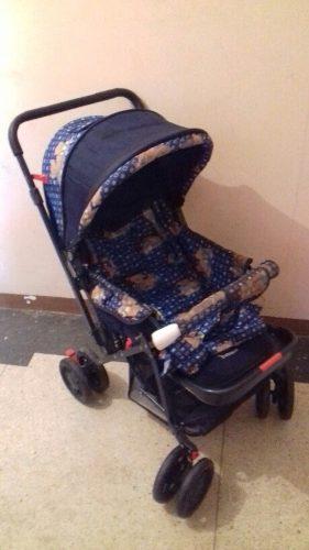 Coche Para Bebé Azul
