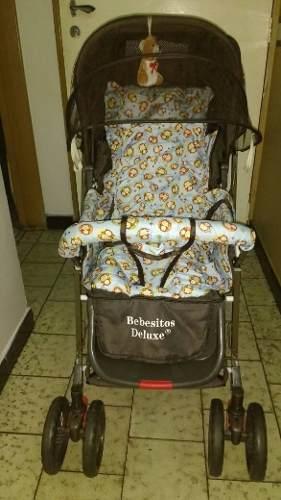 Coche Para Bebes Bebecitos De Luxe Tipo Paraguas (usado)