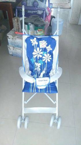 Coche Paragua Cutie Baby Nuevo Azul