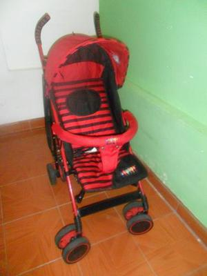 Coche Tipo Paragua Wonder Baby