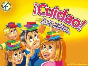 Cuidao Juego De Mesa Kreisel Original Juguete