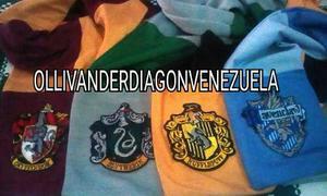 Harry Potter Bufandas Con Logo