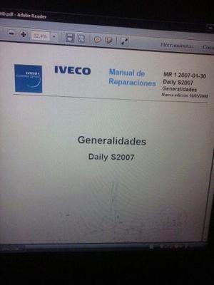 Manual De Reparación Iveco 70c16 Completo En Español