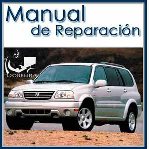 Manual De Servicio Suzuki Grand Vitara Xl- Al