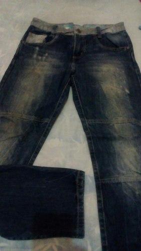 Remato Pantalón Blue Jeans Marca Offcorss Talla 12 Para