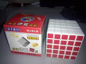 Shengshou Cubo Rubik Magico 5x5x5 Original