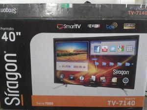 Smart Tv Siragon 40 Pulgadas