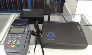 Telular Sx5 Movistar Para Punto De Venta, Factura Y