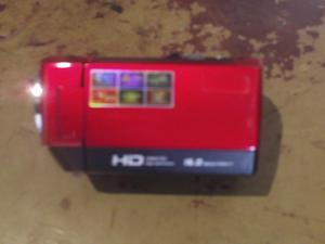 vendo o cambio filmadora HD