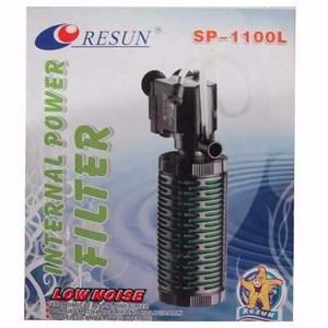 Bomba De Agua Con Filtro Para Acuarios Y Estanques Spl