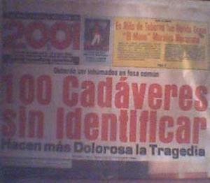 Cuando La Tragedia De Tacoa Arrecifes Vargas En  Cth Vdh