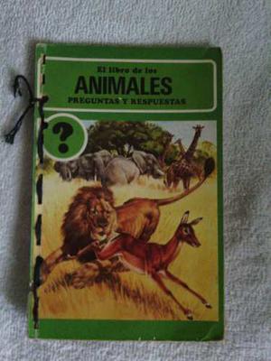 El Libro De Los Animales Preguntas Y Respuestas