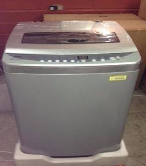 Lavadora Automatica De 12 Kg. De Paquete En Caja