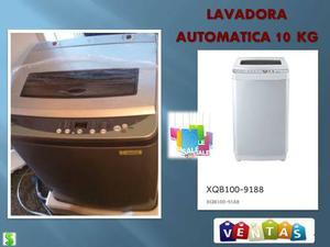 Lavadora Automática 10 Kilos Nueva En Su Empaque Original