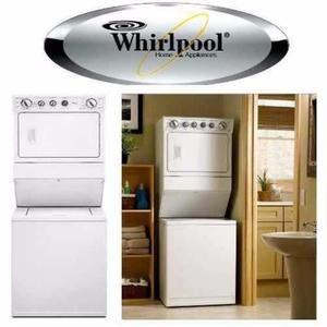 Lavadora Secadora / Morocha Whirlpool Wetxq 12 Kg