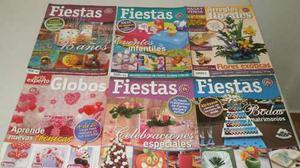 Oferta Revistas De Manualidades Fiestas Foami Flores Y Mas