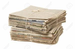 Periódicos - Paquetes De 5kg.