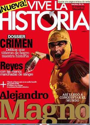 Revista Digital - Vive La Historia - Alejandro Magno