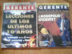 Revistas De Interes Gerencial