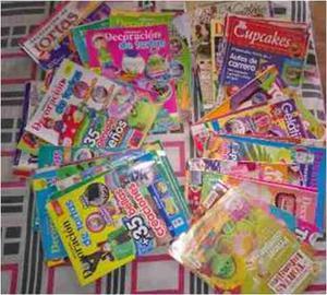 Revistas De Reposteria Y Algo Mas (50 Revistas)