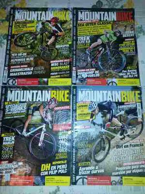 Vendo Revistas Mtb Y Triatlon