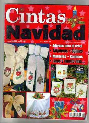 _ 11 Revistas Para Hacer Manualidades De Navidad (lote 3)