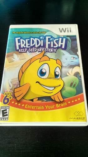 Juego Wii Niños Infantil Como Nuevo Nintendo