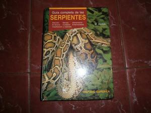 Libro Guía Completa De Las Serpientes