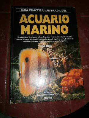 Libro Guía Completa Del Acuario Marino