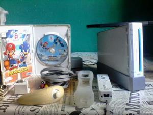 Nintendo Wii Chipeado + 1 Juego Original