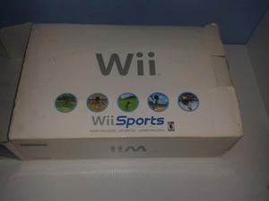 Nintendo Wii U (nuevo) Original, Con Todos Sus Accesorios.