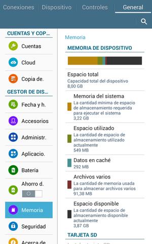 Samsung table telefono