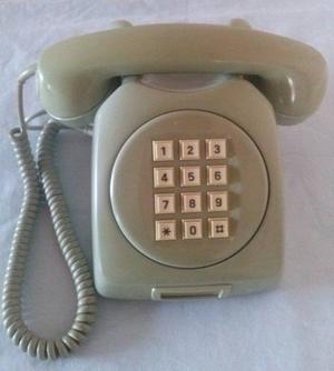 Teléfono Clásico De Botones