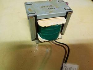 Transformador Corriente 110v - 24 V, 17 V Y 36 V
