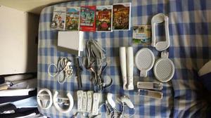 Vendo O Cambio Negociable Nintendo Wii Con Muchos Accesorios