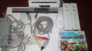 Wii Original Con Su Cajas Mas Manual